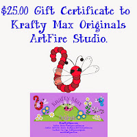 Win a $25.00 Certificate!