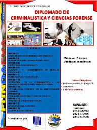 DIP CRIMINALISTICA Y CIENCIA FORESE