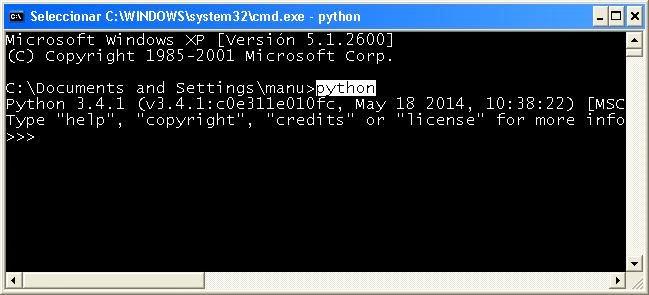 Tutorial de Python parte 1 - Instalación y primera ejecución de código