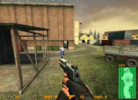 free online shooting games for 2 players