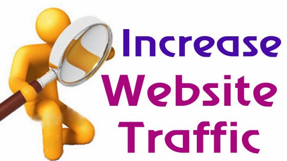Image result for increase website traffic