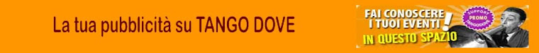La tua pubblicità su TangoDove!