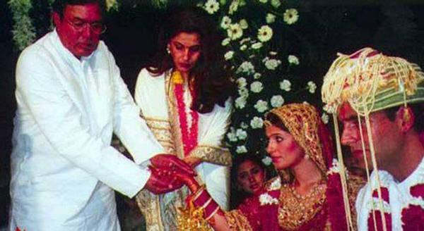 akshay kumar amp twinkle khanna wedding shadi pictures