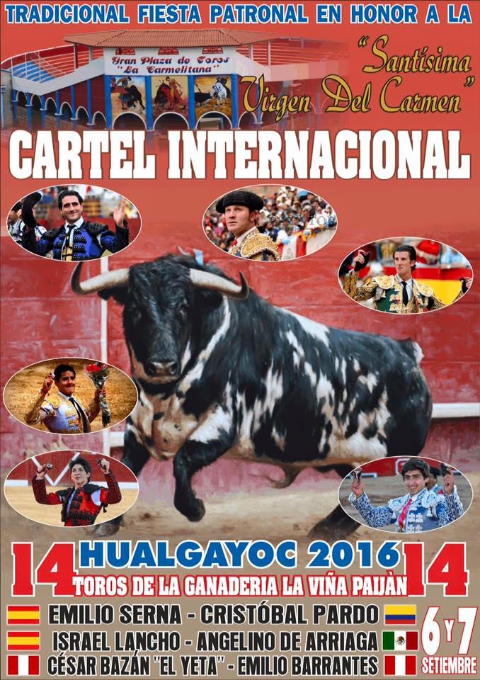 CARTEL DE HUALGAYOC