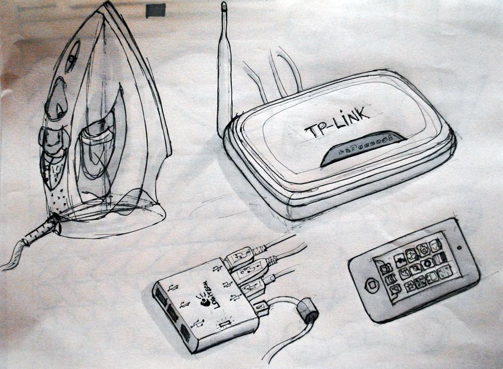 Andrei's Sketchbook
