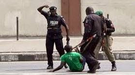 Policeman shoots 34 year old man over N2,000