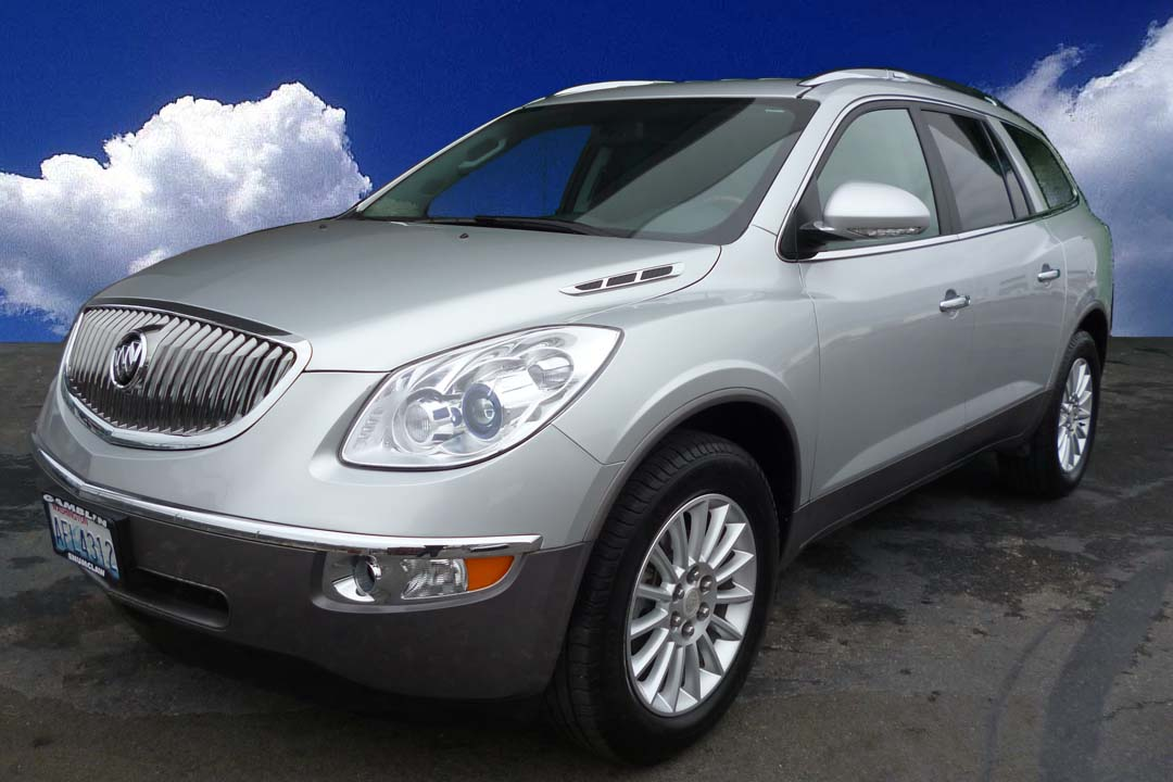 Gamblin motors 2012 buick enclave cx for General motors dealers near me