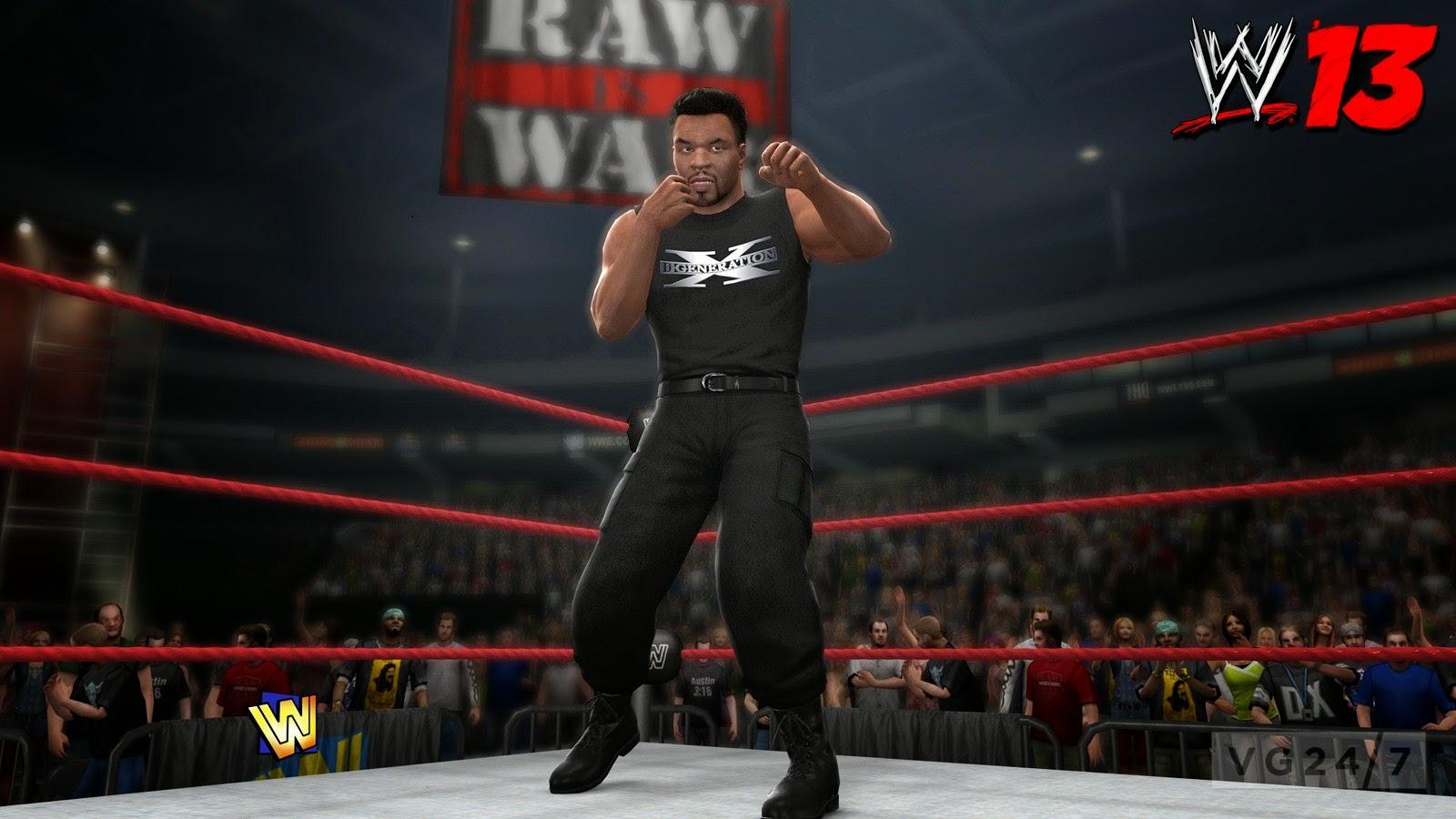 WWE unique installment W13 Free Download ISO