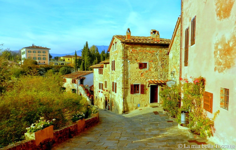 Borghi di Toscana con alberghi di lusso