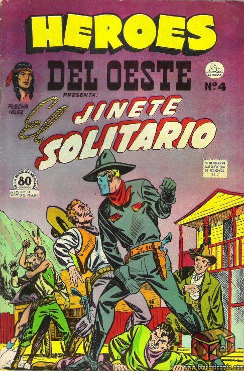 HEROES DEL OESTE Nº 004