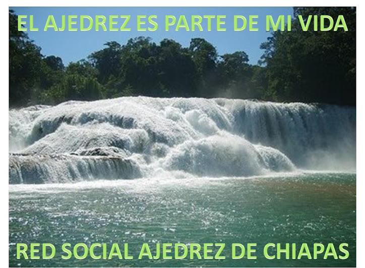 RED SOCIAL AJEDREZ DE CHIAPAS