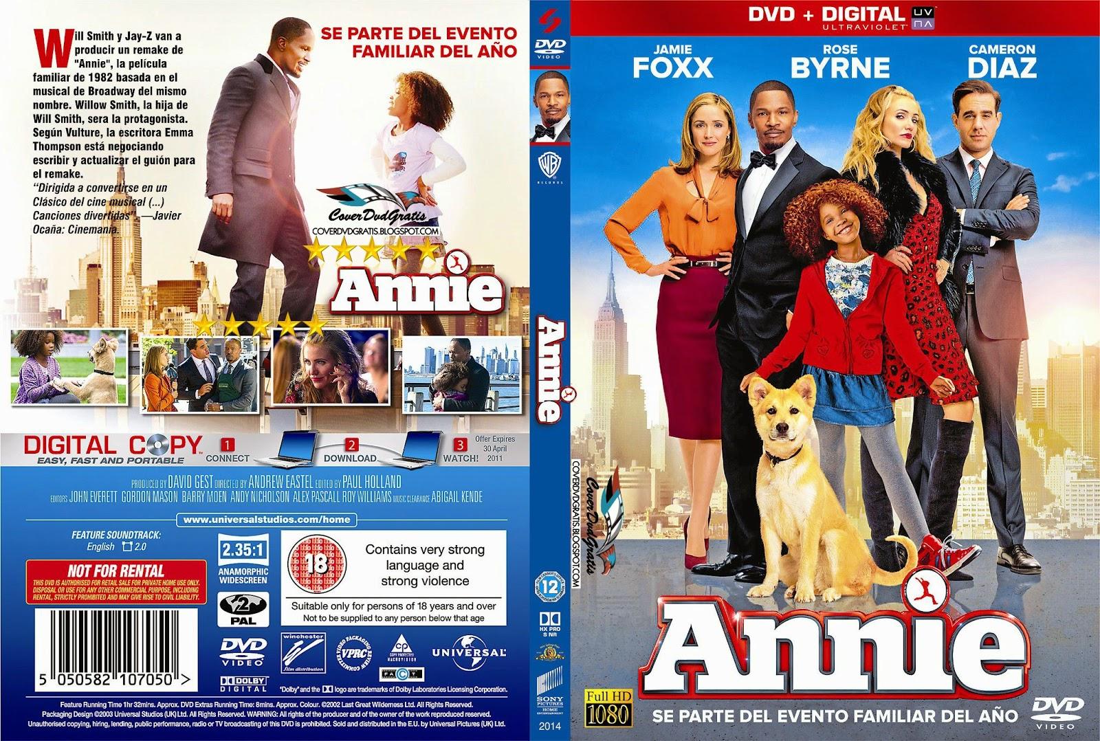 Download Annie BDRip XviD Dual Áudio Annie 2B CoveRdvdGratiS