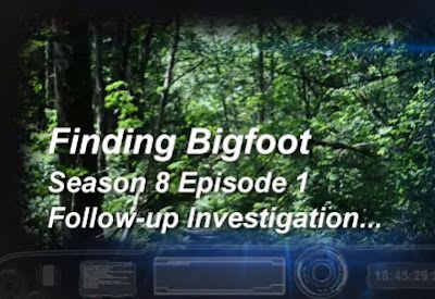 Finding Bigfoot Sasquatch Wars