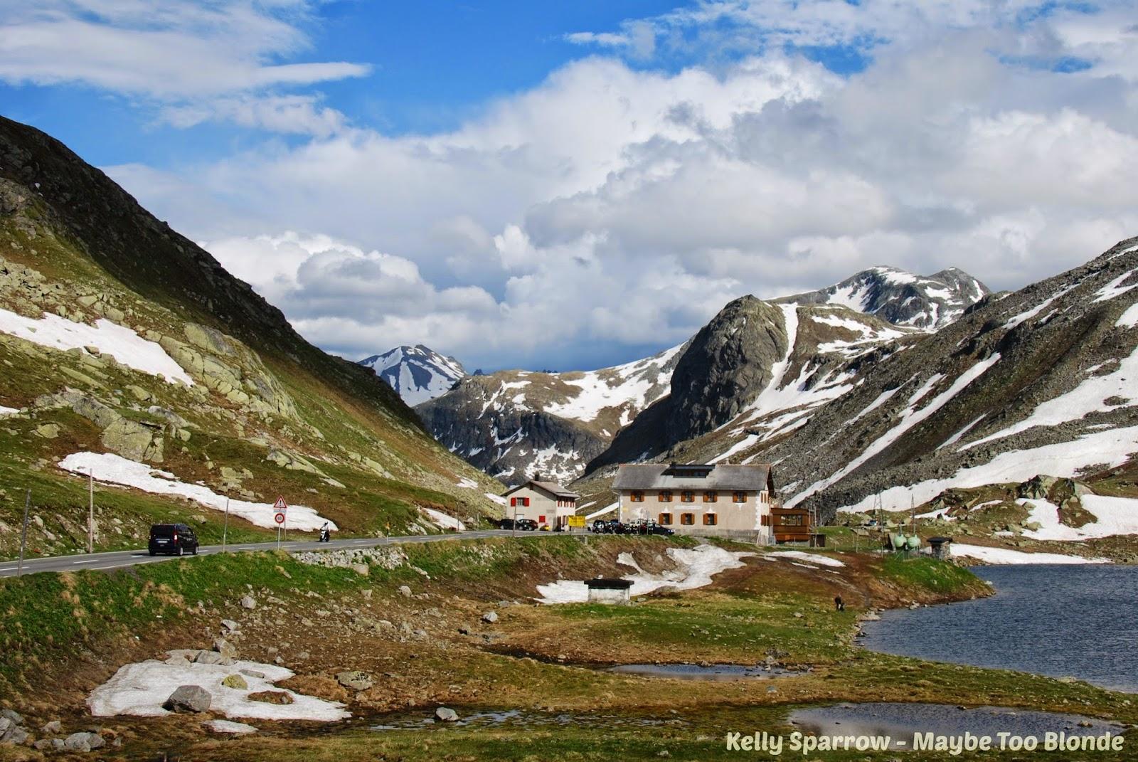Flüela Pass Switzerland