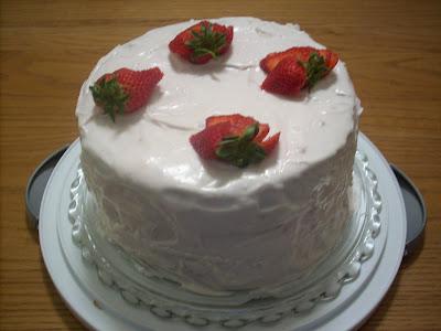 GULF COAST GRAM: Pink Lady Cake