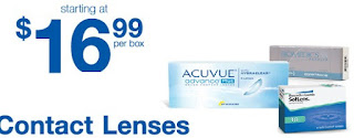 sears contact lenses coupons