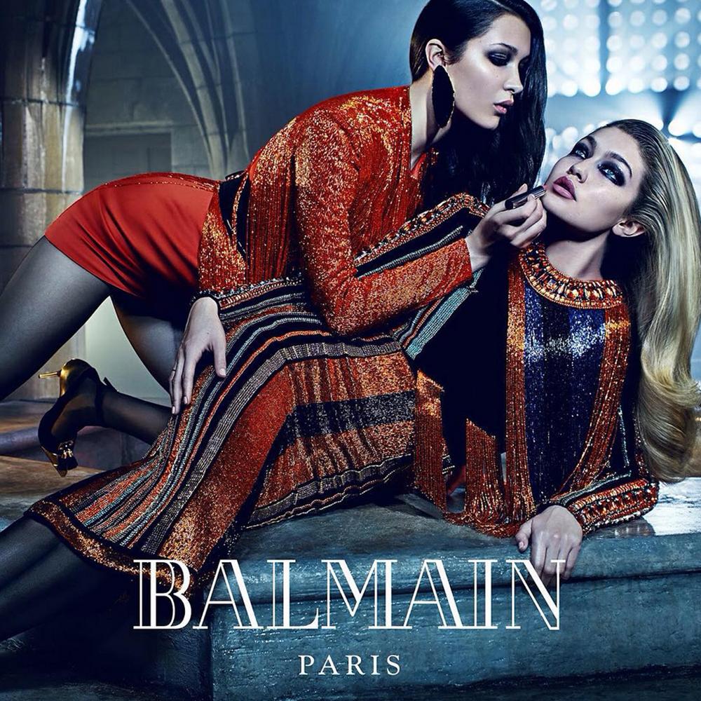 Balmain Paris | Olivier Rousteing