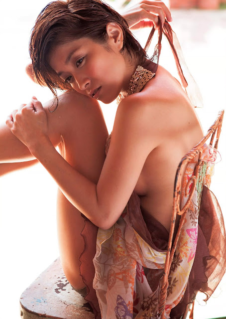 大谷みつほ Ohtani Mitsuho Weekly Playboy 週刊プレイボーイ No 44 2015 Pics 5