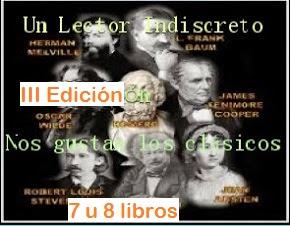 III Edición Reto Nos gustan los clásicos