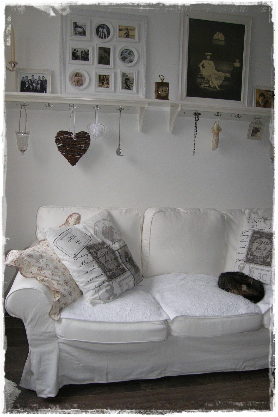 Witte Woonkamer Meubels : Woonkamer witte meubels houten tv meubel vit ...