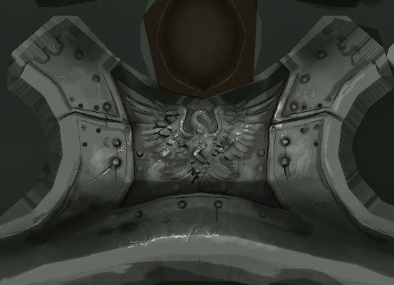 Troll Texture Detail #1