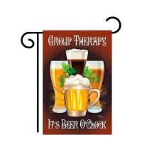 beer garden flag