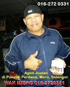 Ajen Jualan Terkini di Puncak Perdana, Meru (6.11.2014)