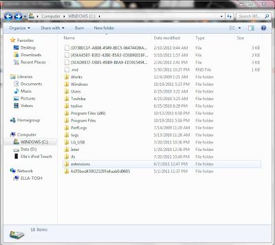 how to show hidden files in winscp