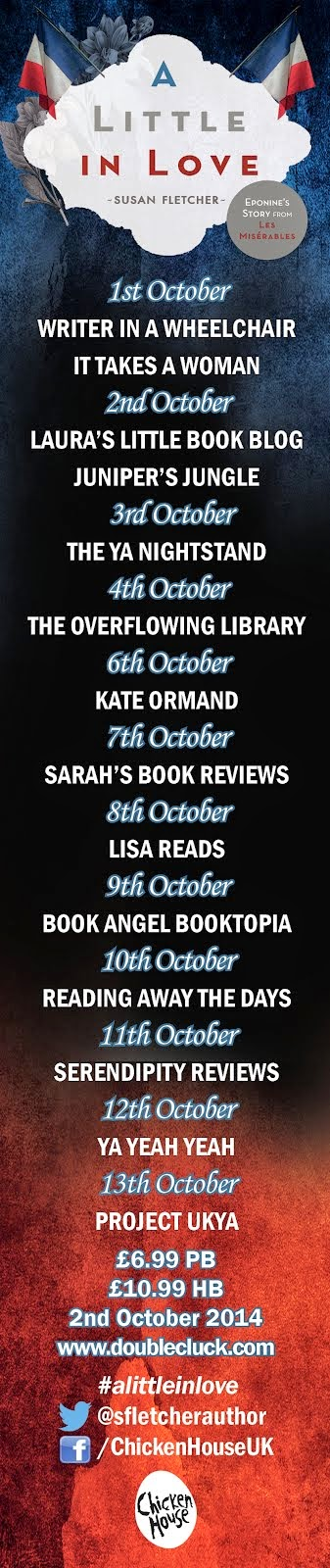A Little In Love Blog Tour