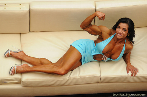 Marina Lopez Female Muscle Bodybuilding Blog Fitness Hottie