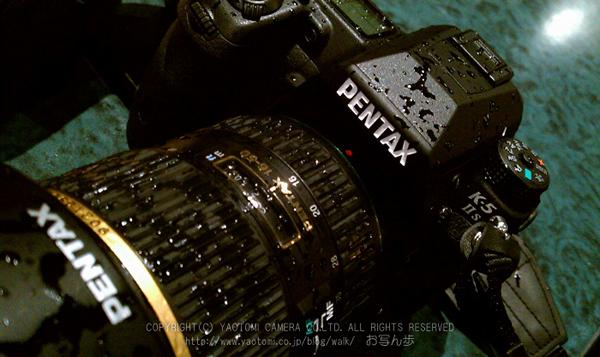 Pentax K-5 IIs c объективом SMC Pentax DA* 16-50 f/2.8