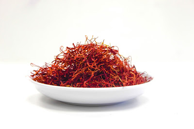 Saffron, healthy and aromatic Red Gold