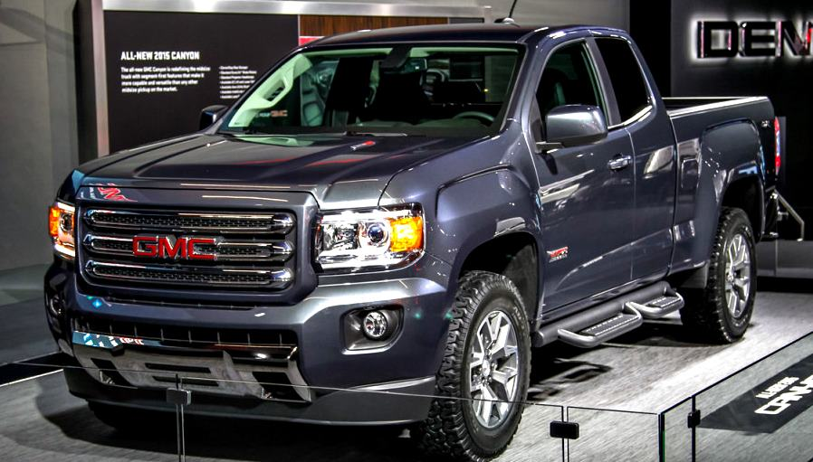 2016 gmc canyon denali review price. Black Bedroom Furniture Sets. Home Design Ideas