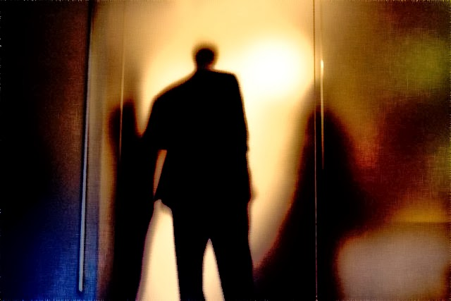 Shadowman:Image by ericmcgregor