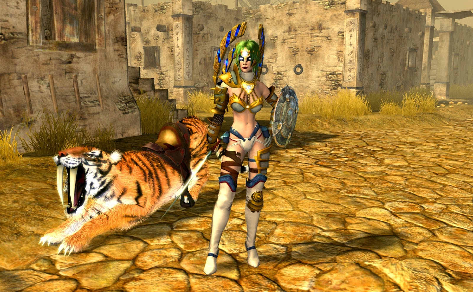 dream games  sacred 2 gold edition