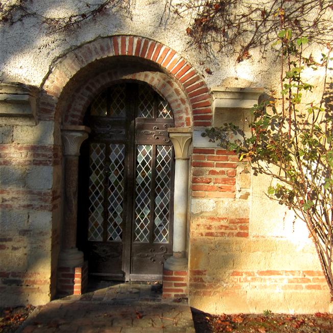 l'abbaye de l'Escaladieu - http://spicerabbits.blogspot.fr/