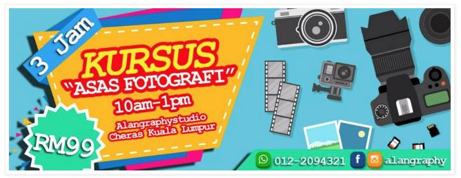kursus fotografi