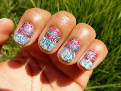 Let Freedom Ring… On your Nails!
