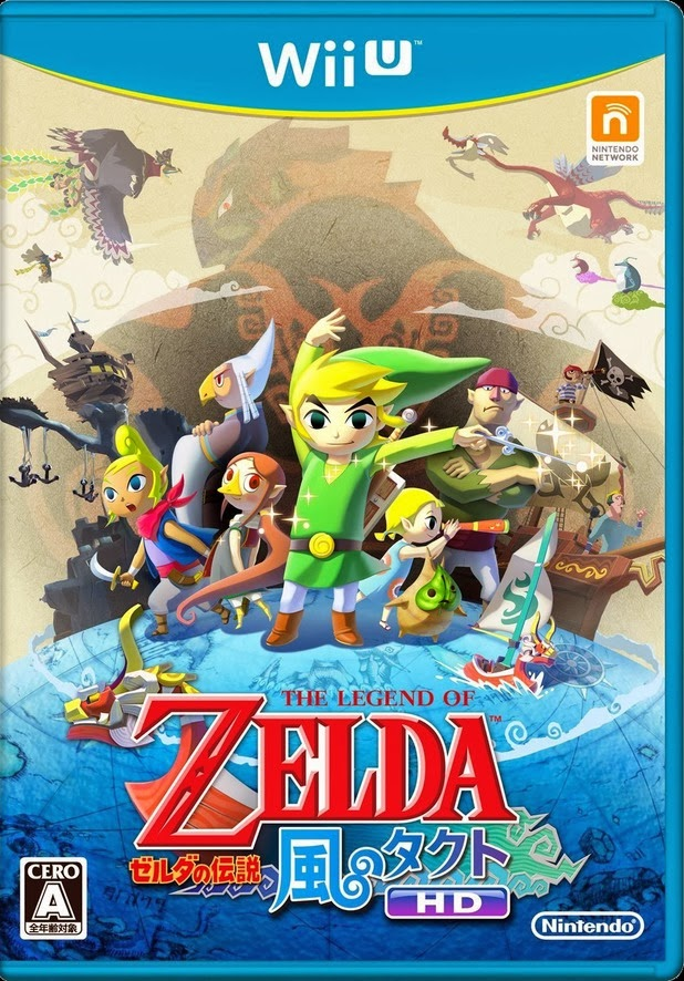 The Legend of Zelda: Wind Waker for Wii U