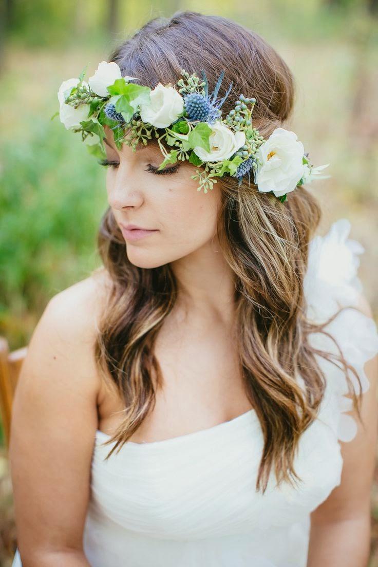 Más de 1000 ideas sobre Flores De Pelo De Novia en Pinterest Flor