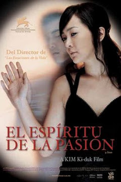 El espíritu de la pasión (3-Iron)