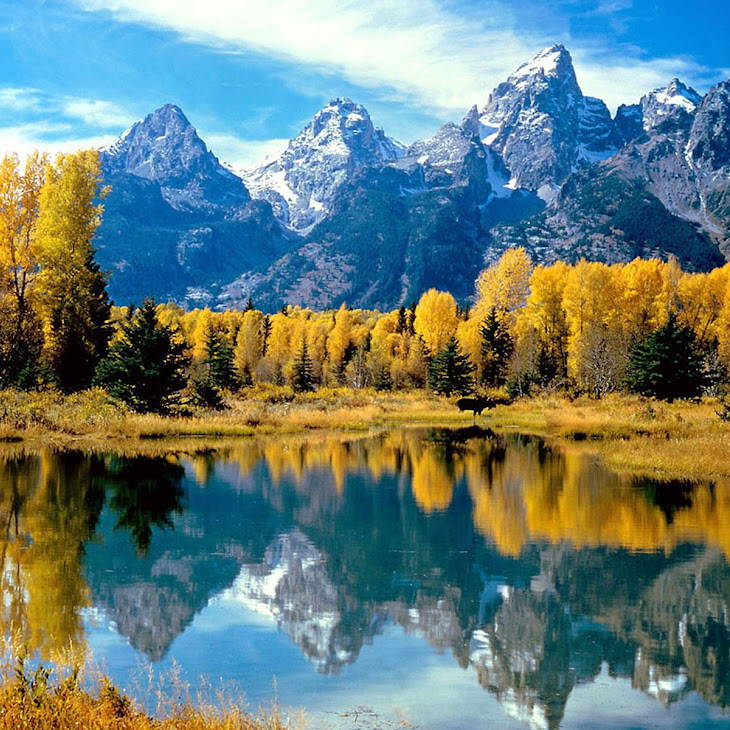 Beautiful Grand Teton National Park Pictures