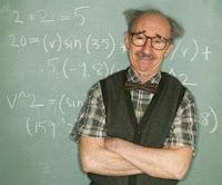 Piada de professor e professora de matemática.