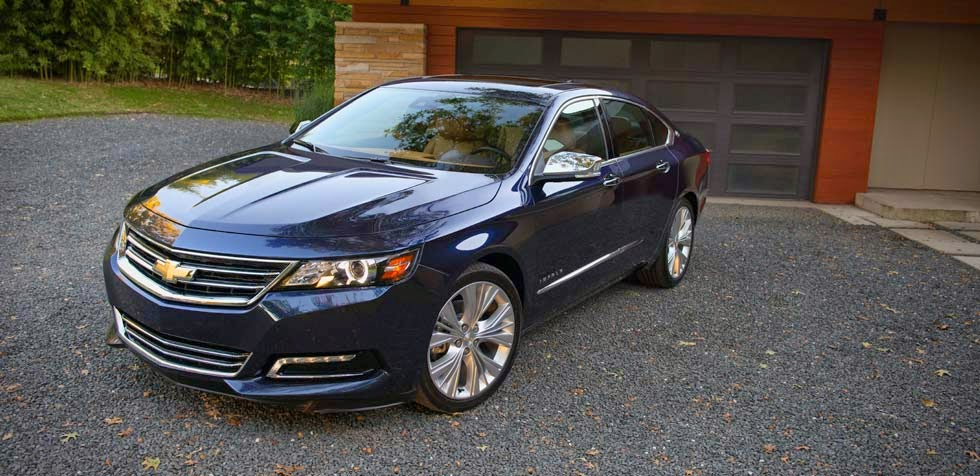 "KKB.com Names Chevy Impala 2014's ""Most Comfortable Car under $30k"""