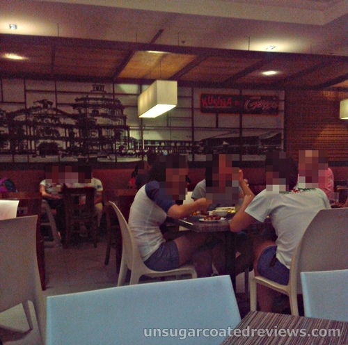 dining area of Kusina ng Gerry's by Gerry's Grill