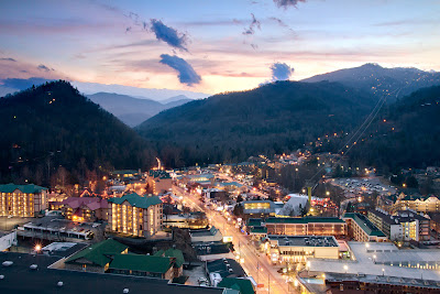 Gatlinburg, Tennessee, USA