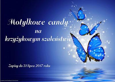 Candy z motylkiem