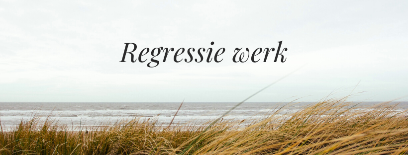 Regressiewerk