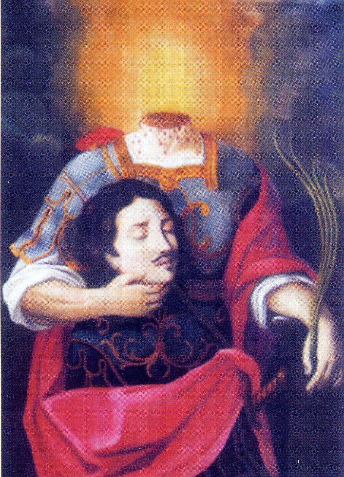 il santino di san donnino