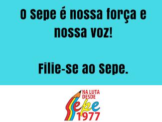 FILIE-SE AO SEPE!